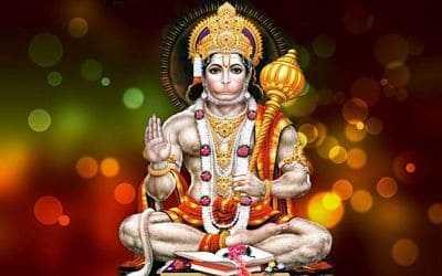 Shri Hanuman Ji Ki Aarti